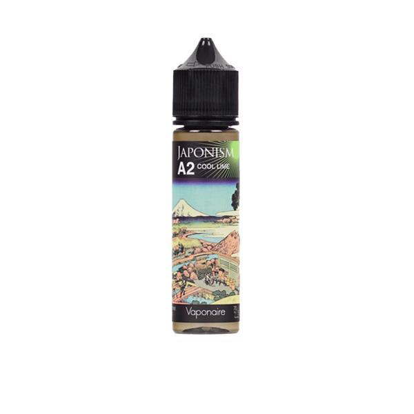 Japonism by Vaponaire 50ml Shortfill E-liquid, Cloud Vaping UK