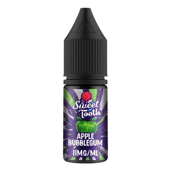 Sweet Tooth 10ML 11Mg Nic Salt E-liquid, Cloud Vaping UK