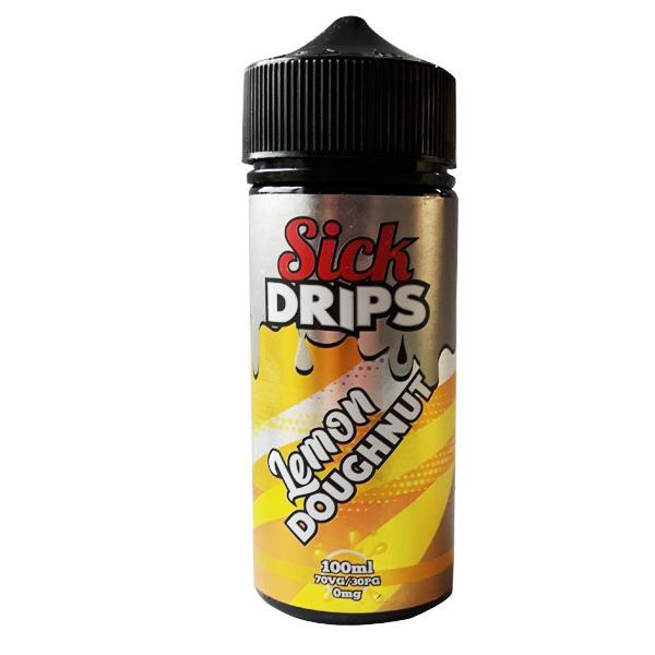 Sick Drips 100ml Shortfill E-liquid, Cloud Vaping UK