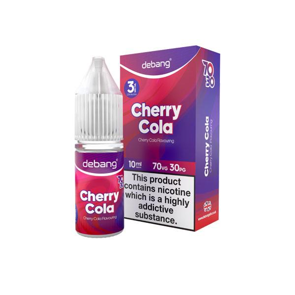 Debang 10ml 3Mg E-Liquid (70VG/30PG), Cloud Vaping UK