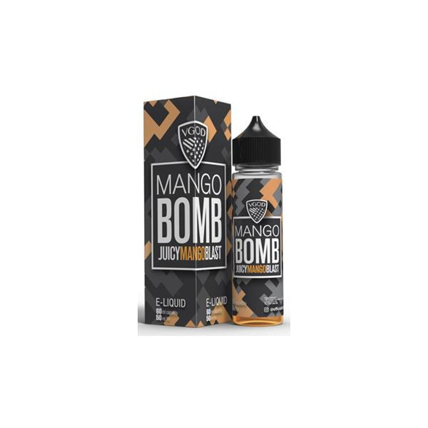 VGOD Bomb Line 0mg 50ml Shortfill E-liquid, Cloud Vaping UK