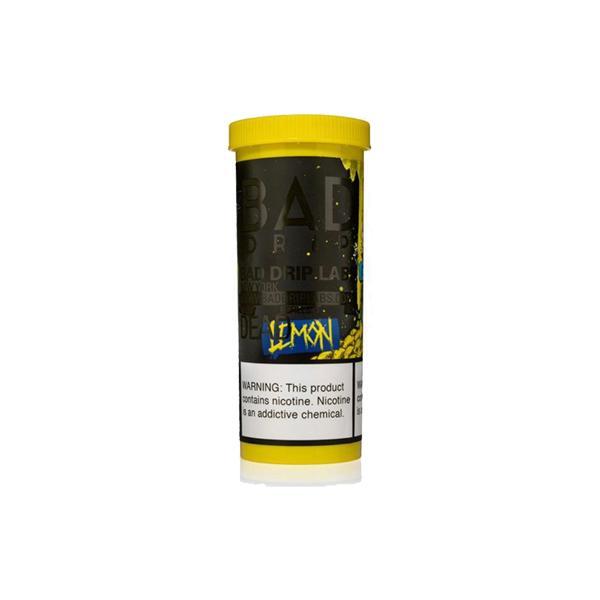 Dead Lemon by Bad Drip 0mg 50ml Shortfill E-liquid, Cloud Vaping UK