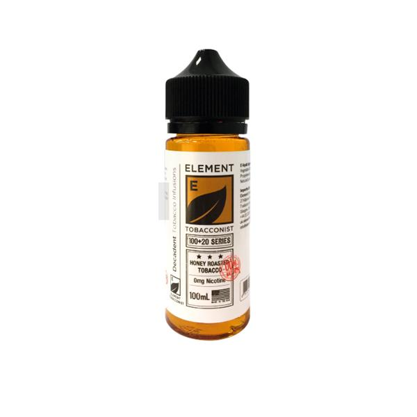Element Mix Series 0mg 100ml Shortfill E-liquid, Cloud Vaping UK