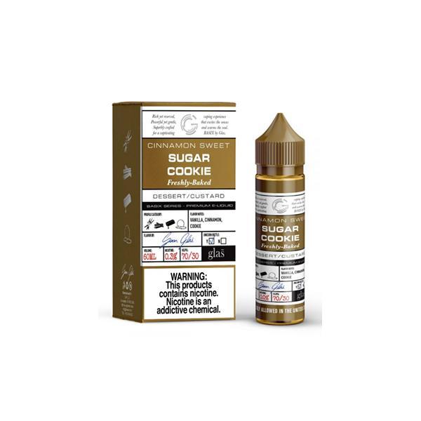 Glas Basix Series 0mg 50ml Shortfill E-liquid, Cloud Vaping UK