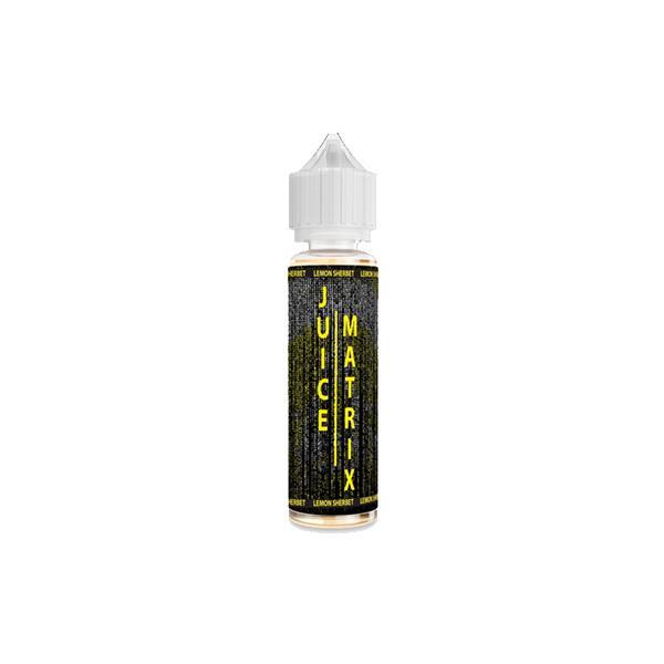Juice Matrix 0mg 50ml Shortfill E-liquid, Cloud Vaping UK