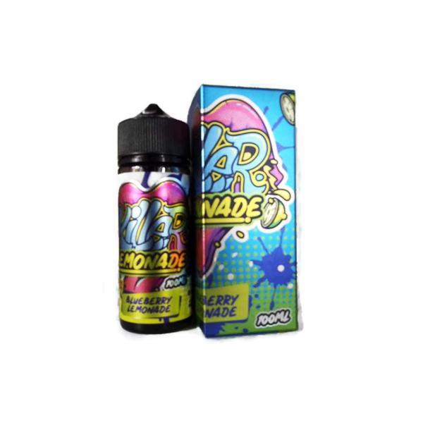 Killer Lemonade 0mg 100ml Shortfill E-liquid, Cloud Vaping UK