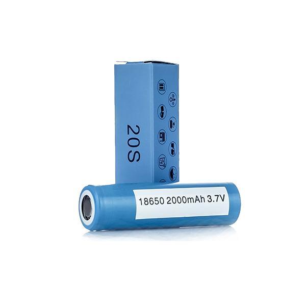 Samsung 20S 18650 2000mAh Battery, Cloud Vaping UK