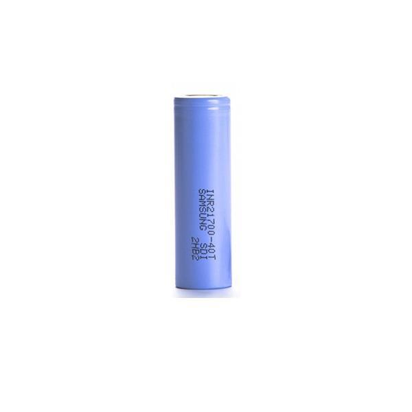 Samsung 40T 21700 3950mAh Battery, Cloud Vaping UK