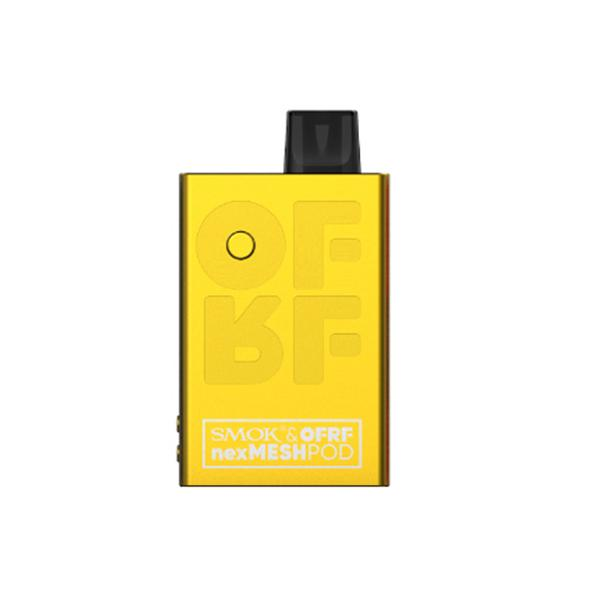 Smok X OFRF Nexmesh Pod Kit, Cloud Vaping UK