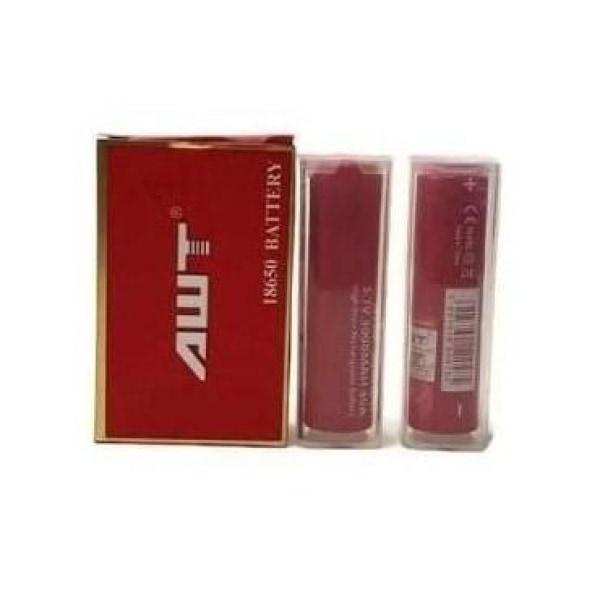 AWT 18650 3000mAh Battery + Battery Case, Cloud Vaping UK