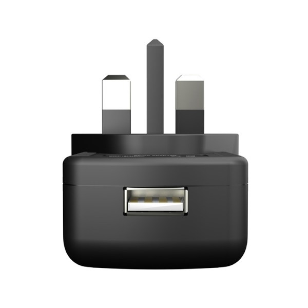 UK Mains Plug USB Adapter, Cloud Vaping UK