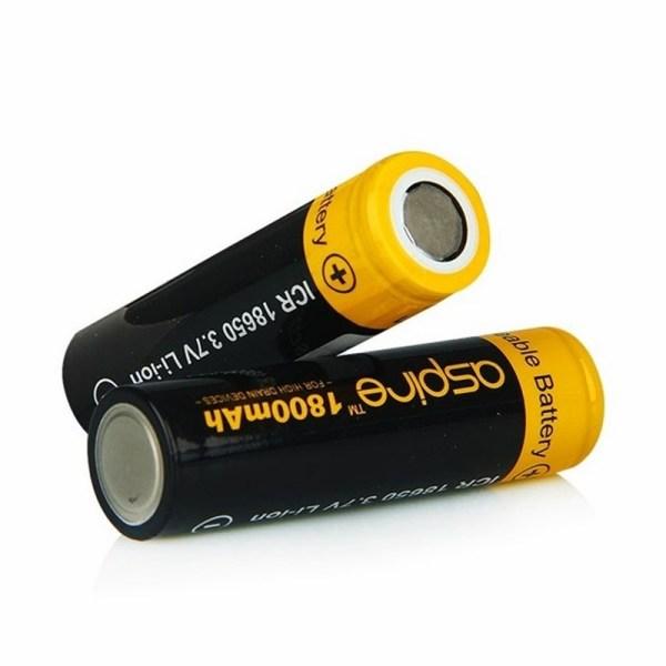Aspire 18650 Battery, Cloud Vaping UK