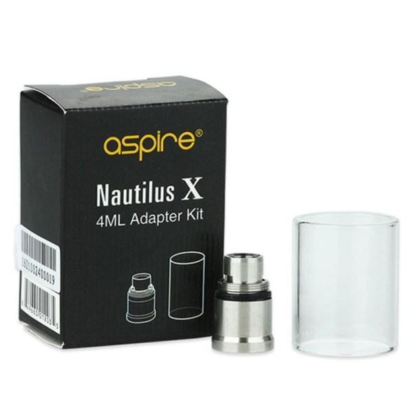 Aspire Nautilus-X 4ml Extension Kit, Cloud Vaping UK
