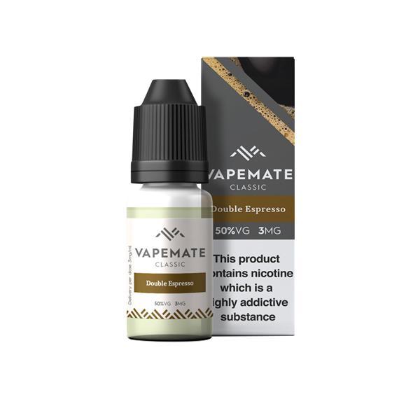 Vapemate Classic 6mg 10ml E-Liquid (70VG/30PG), Cloud Vaping UK