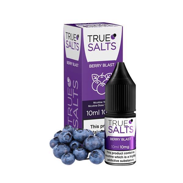 True Salts 10ml Nic Salts 10Mg E-liquid, Cloud Vaping UK