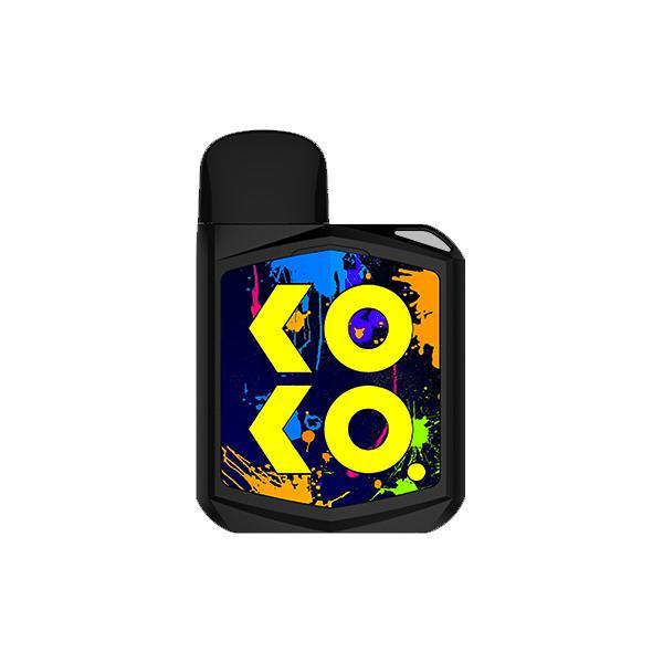 Uwell Caliburn KOKO Prime Pod Kit, Cloud Vaping UK