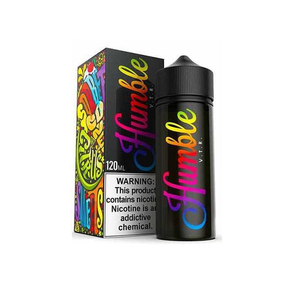 Humble Juice Shortfill E-liquid 100ml, Cloud Vaping UK
