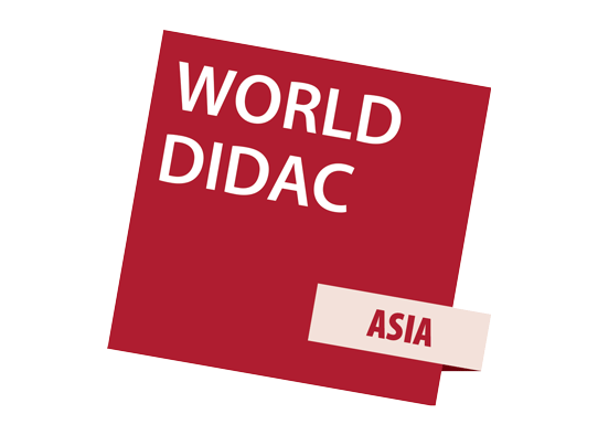 Logo World Didac Asia