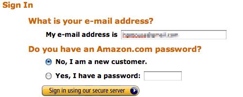شرح إنشاء حساب جديد على موقع Amazon S3 (2)