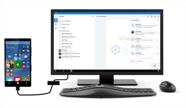 windows-10-mobile-dropbox-continuum-support