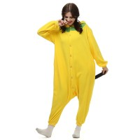 Pluto Dog Kigurumi Costume Unisex Fleece Pajamas Onesie