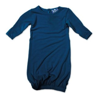 KicKee Pants Layette Gown, Twilight, Newborn