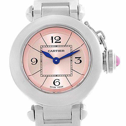Cartier Pasha quartz womens Watch(Certified Pre-owned)