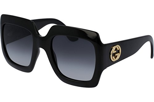 Gucci 54MM Oversized Square Sunglasses