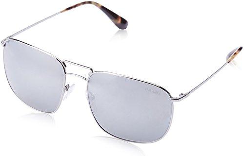 Prada Lead Oval Sunglasses Lens Category 3 Size 60mm