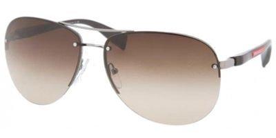 Prada Linea Rossa Men's Sunglasses 62mm