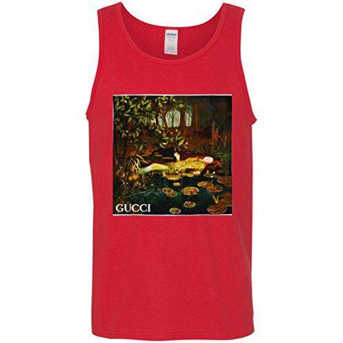 Gucci Shirt Hallucinati Cotton Tank Top Gucci Shirt Hallucinati Cotton Tank Top