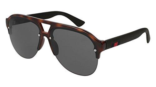c58a071fad1 Gucci HAVANA   GREY BLACK Sunglasses Clout Wear Fashion for Womens ...