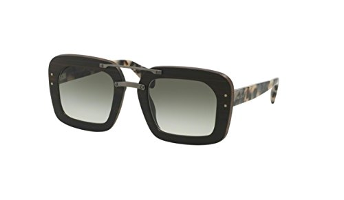 Prada Raw Wood Sunglasses 51mm