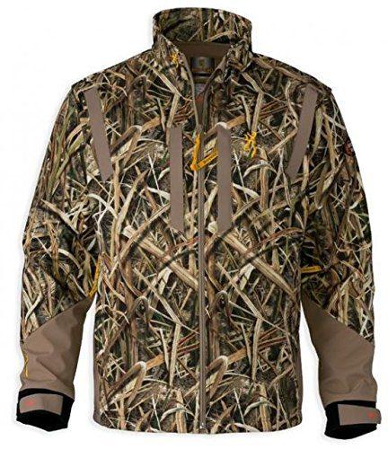 Browning Wicked Wing Wind kill Jacket, Mossy Oak Shadow Grass Blades, Medium