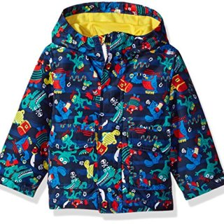 London Fog Baby Boys' Jacket, Critters Print, 24M