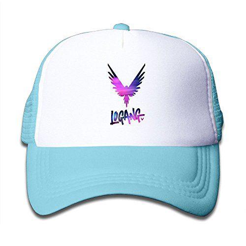 Phoenix Logo Maverick Unisex Youth Logan Paul Logang Baseball Cap