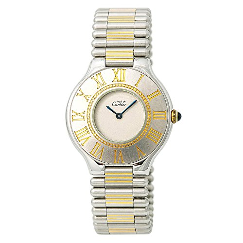 Cartier Must 21 Quartz Female Watch(Certified Pre-Owned)