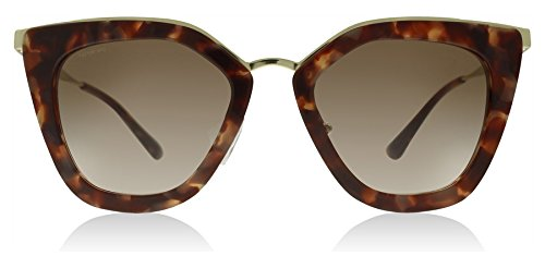 1887d4e7587 Prada Spotted Brown Pink Cats Eyes Sunglasses Lens Categor Clout ...