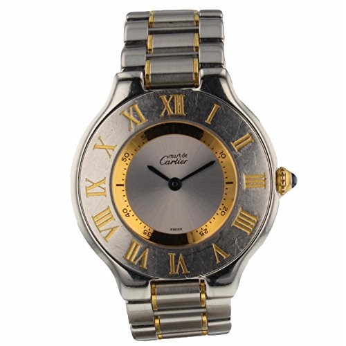 Cartier Must 21 Swiss-Quartz Female Watch (Certified Pre-Owned)