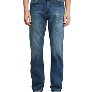 Calvin Klein Jeans Men's Relaxed Straight Leg Jean, Cove, 34x32