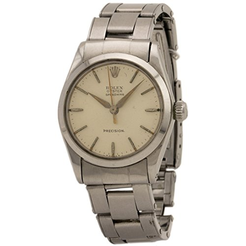 Rolex Vintage Collection mechanical-hand-wind mens Watch (Certified Pre-owned)