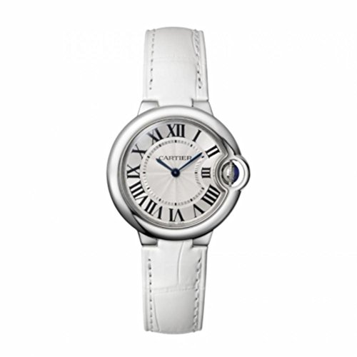 Cartier Ballon Bleu Swiss-Quartz Female Watch (Certified Pre-Owned)