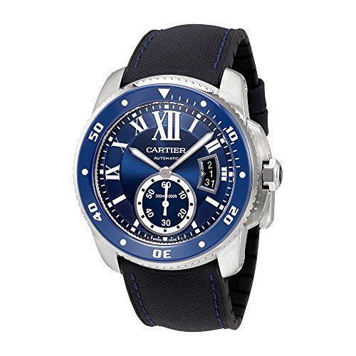 Cartier Calibre Diver Automatic Mens Watch
