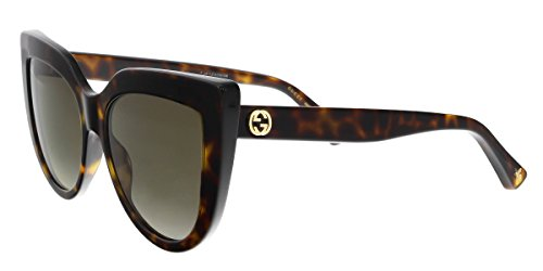 Sunglasses Gucci GG HAVANA / BROWN