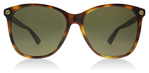 7e535619dd6 Gucci Havana Round Sunglasses Lens Category 3 Size 58mm Clout Wear ...
