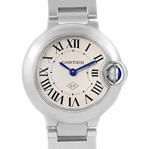 Cartier Ballon Bleu quartz womens Watch (Certified Pre-owned)
