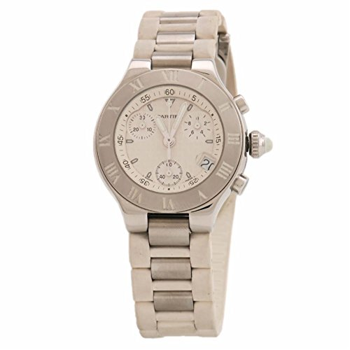 Cartier Must 21 swiss-quartz womens Watch (Certified Pre-owned)