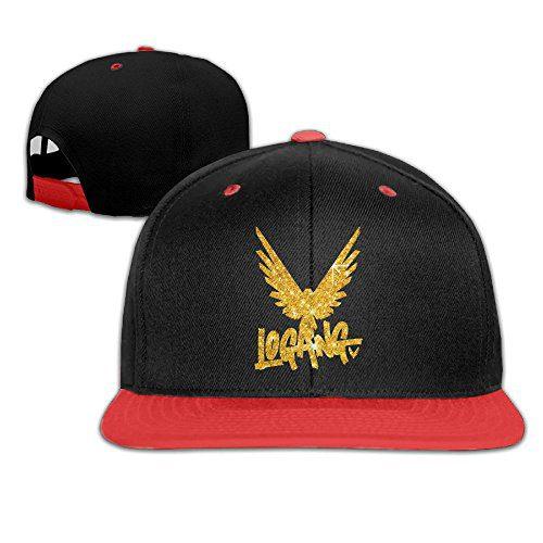Golden Parrot Boys and Girls Adjustable Baseball Cap Hip-Hop Hat
