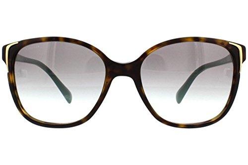 9ff7aa535467d Prada Havana Brown Gradient Polarized Sunglasses