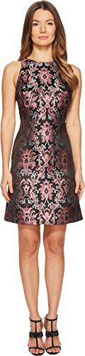 Kate Spade New York Women's Tapestry Jacquard Dress Multi 4